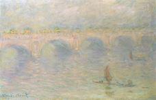 Waterloo Köprüsü, Güneş Etkisi, 1899-1901