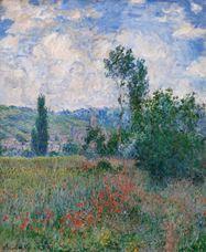 Show Poppy Field, 1880 details