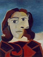 Dora Maar'ın Portresi, 1939