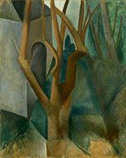Manzara, 1908