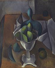 Meyve Tabağı, 1908-1909