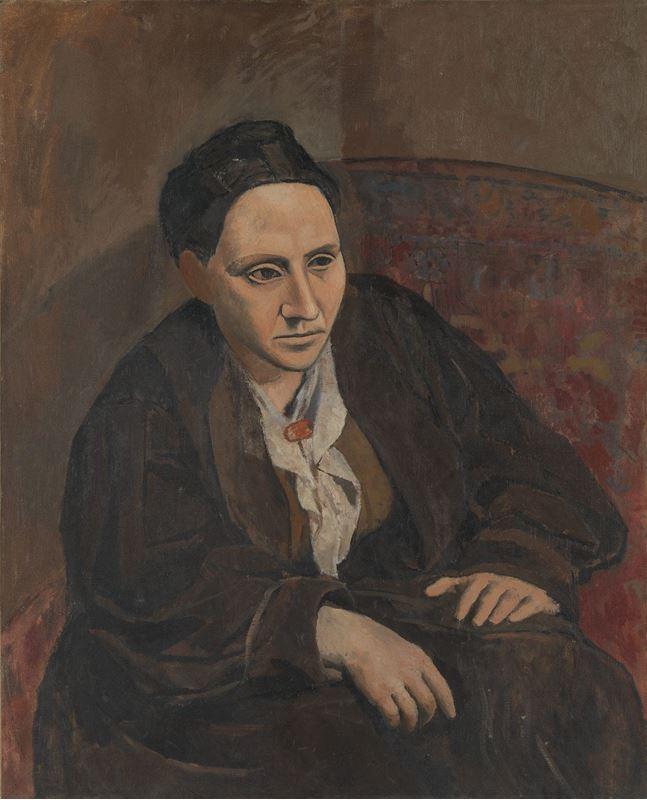 Gertrude Stein, 1905-1906 resmi