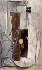 Show Clarinet and Violin, 1913 details