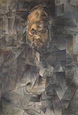 Show Portrait of Ambroise Vollard, 1910 details