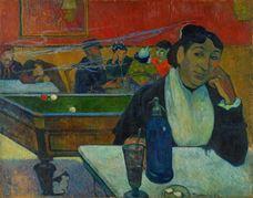 Arles'daki Kahve, 1888