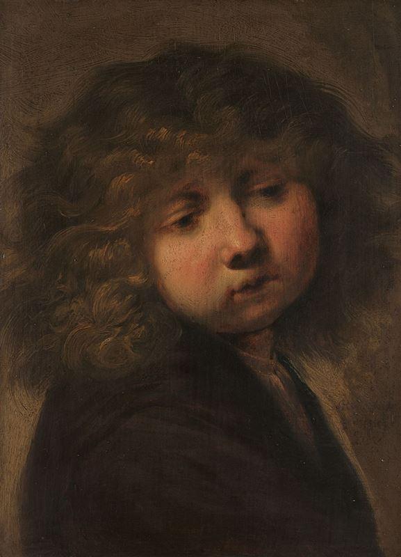 Bir Çocuğun Başı, 1643 resmi