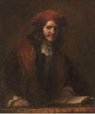 Kırmızı Şapkalı Adam, 1660 dolayları