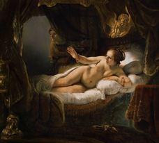 Danae, 1636