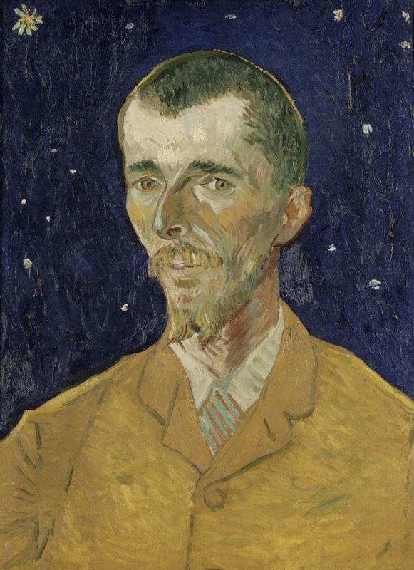 Eugène Boch'un Portresi, 1888 resmi