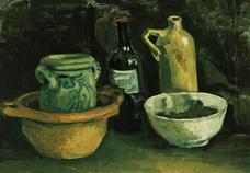 Natürmort, 1884