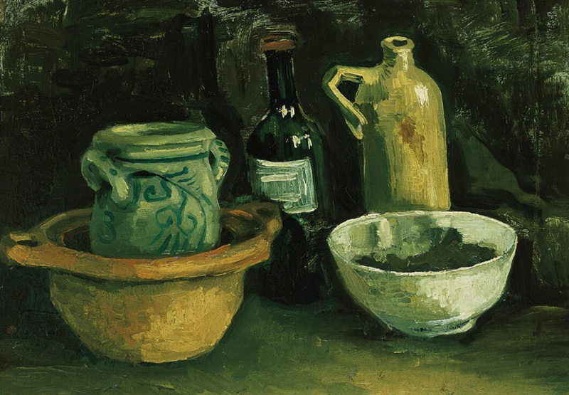 Picture for Still Life, 1884
