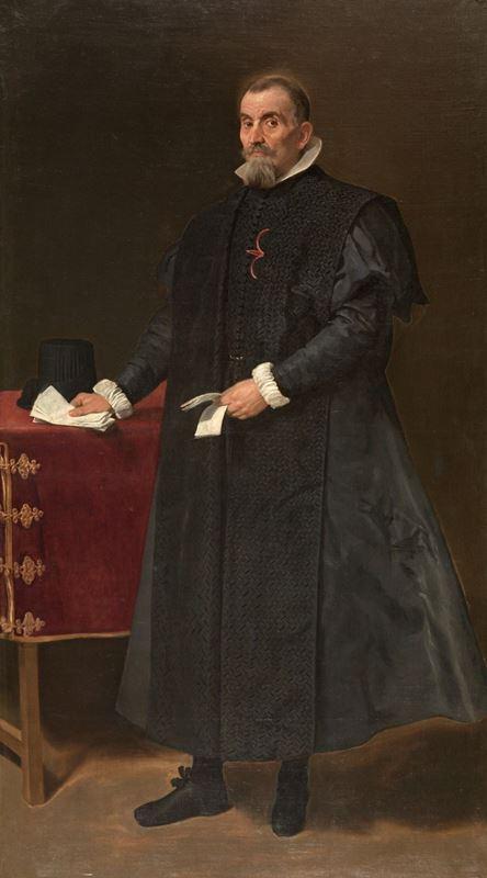 Don Diego del Corral y Arellano, 1632 dolayları resmi