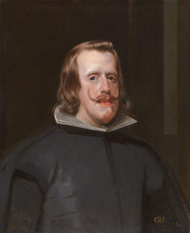 IV. Felipe, 1653 dolayları resmi