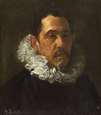 Show Francisco Pacheco, c.1620 details
