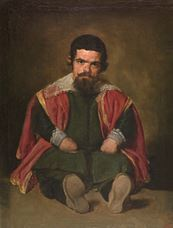 Sebastián de Morra'nın Portresi, 1644