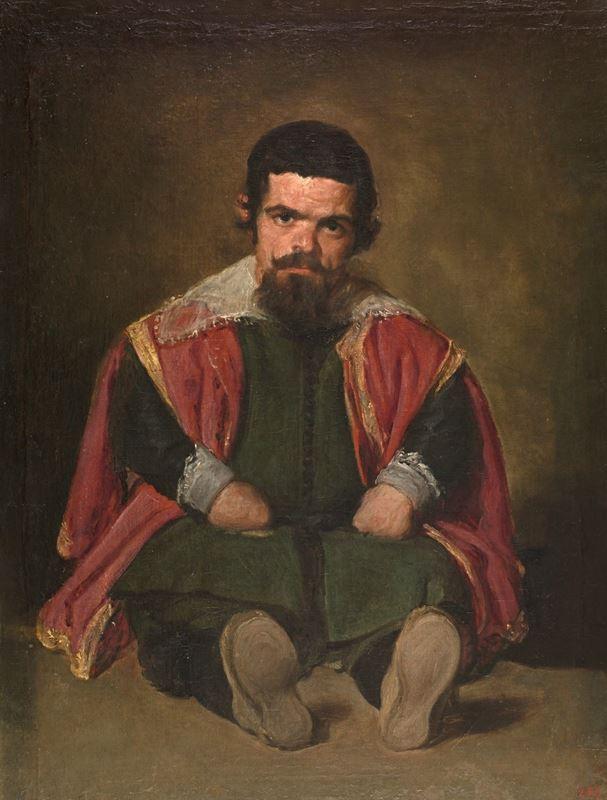 Sebastián de Morra'nın Portresi, 1644 resmi