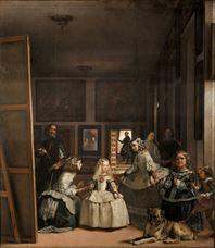Nedimeler (Las Meninas), 1656