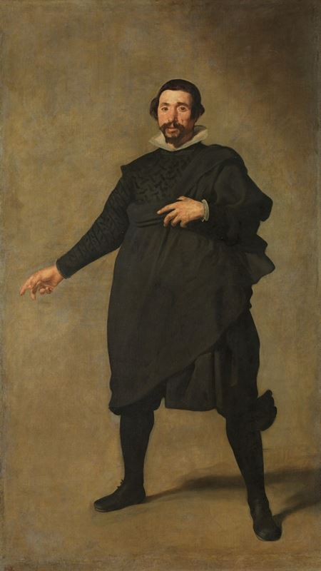 Pablo de Valladolid'in Portresi, 1635 dolayları resmi
