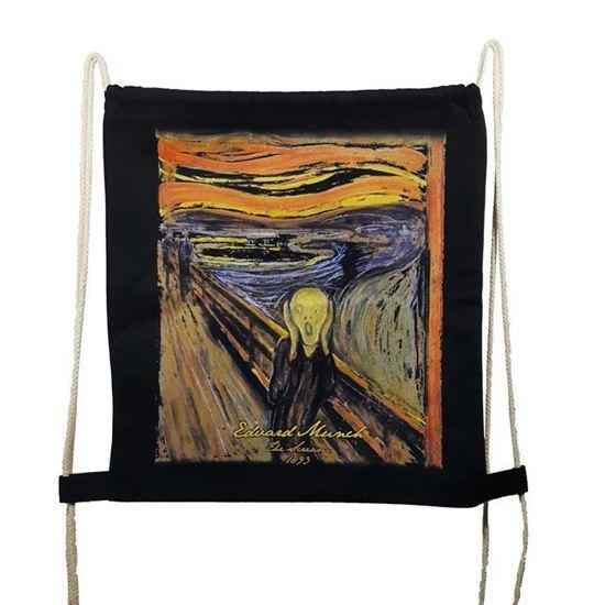 Munch - Çığlık - Çanta