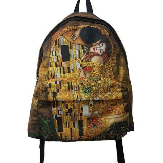 Klimt - Öpücük - Çanta