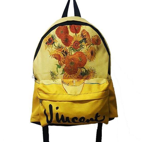 Van Gogh - Ayçiçekleri - Çanta