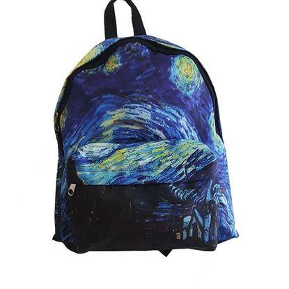 Van Gogh - Yıldızlı Gece - Çanta