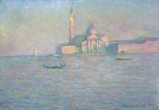 Show The Church of San Giorgio Maggiore, Venice, 1908 details