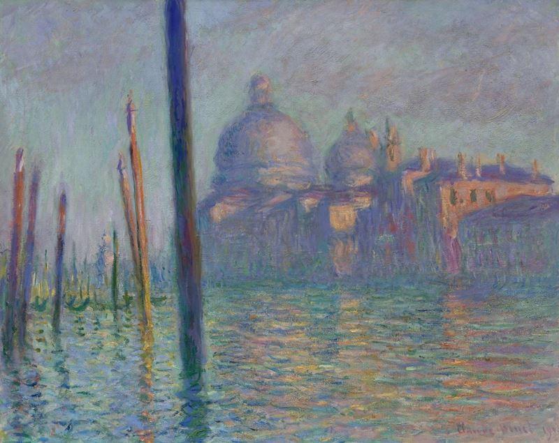 Büyük Kanal, 1908 resmi