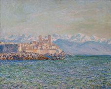 Antibes Kalesi, 1888
