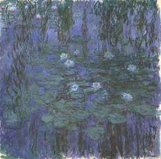 Mavi Nilüferler, 1916-1919