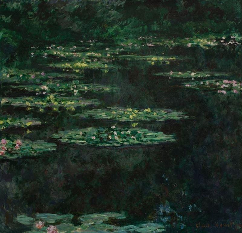 Nilüferler, 1904 resmi