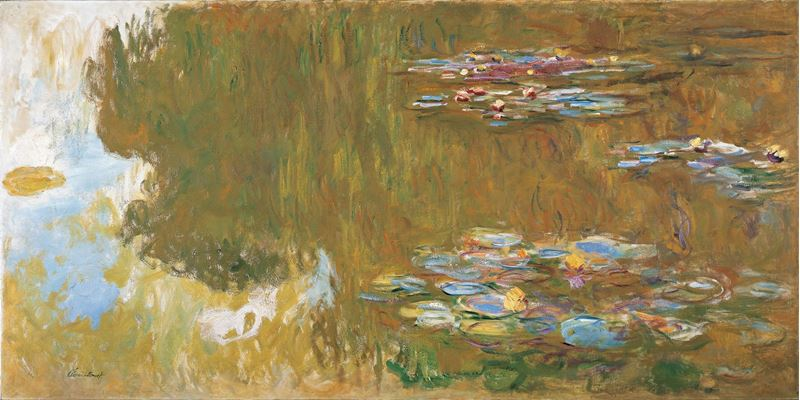 Picture for The Water Lily Pond, 1917-1919