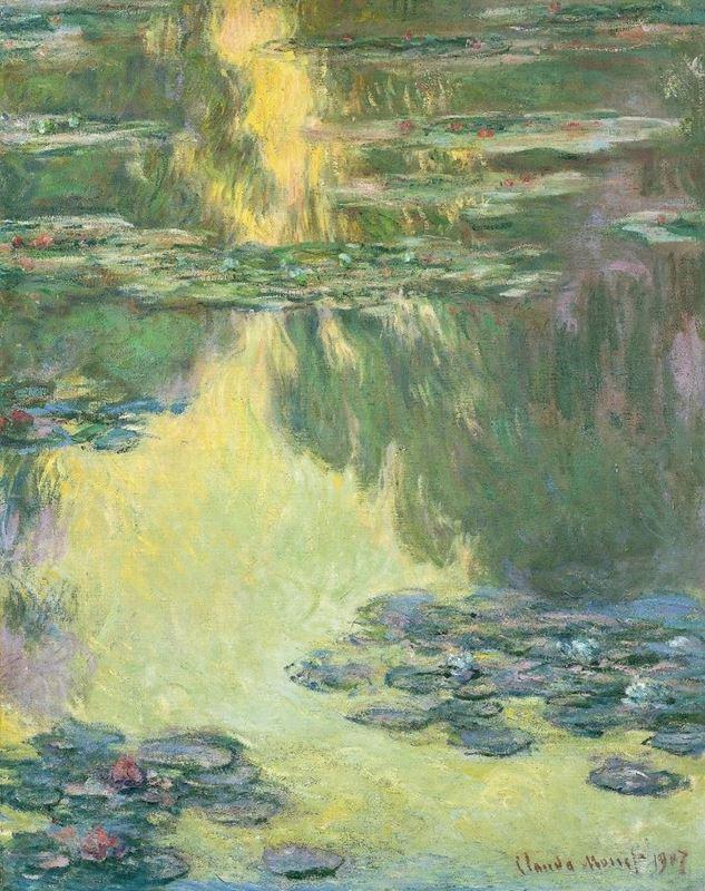 Nilüferler, 1907 resmi