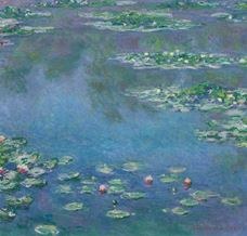 Show Water Lilies, 1906 details