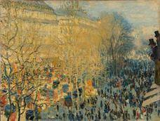 Show Boulevard des Capucines, 1873 details