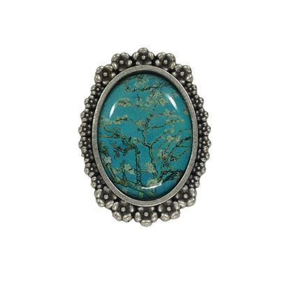 Van Gogh - Çiçek Açan Badem Ağacı - Yüzük