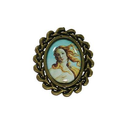 Botticelli - Venüs'ün Doğuşu - Yüzük