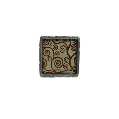 Klimt - Stoclet Frizi - Yüzük