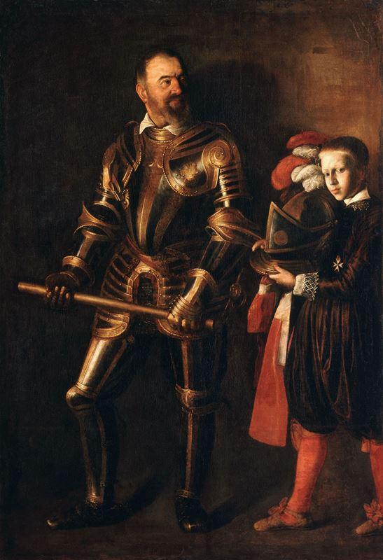 Alof de Wignacourt, 1608 resmi