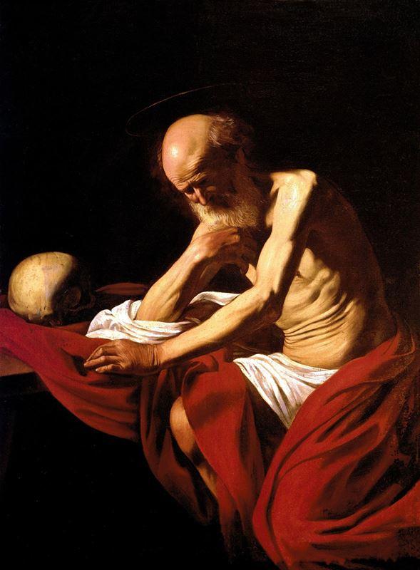 Aziz Hieronymus, 1605 resmi