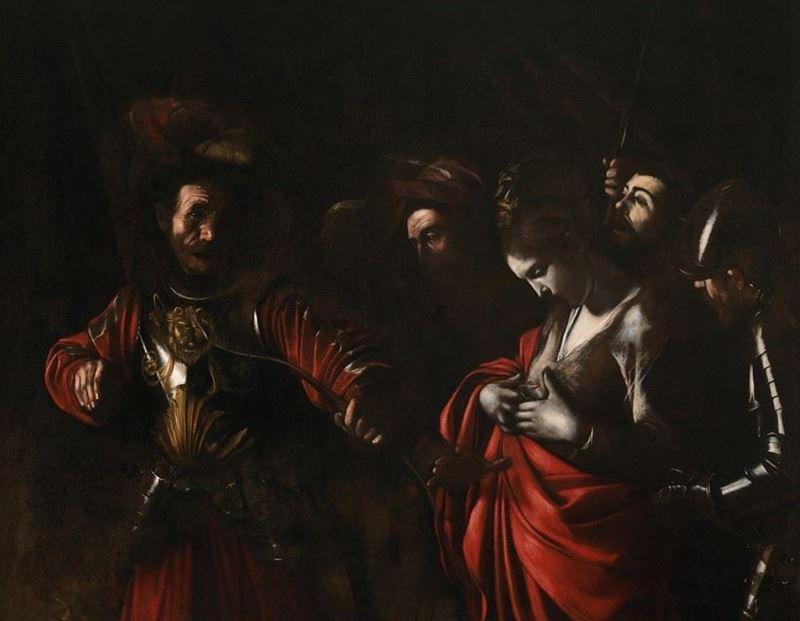 Azize Ursula'nın Şehit Edilmesi, 1610 resmi
