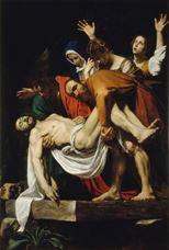 İsa'nın Mezara Konulması, 1603-1604