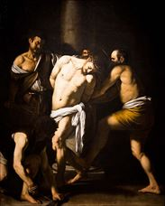 Show The Flagellation of Christ, 1607 details