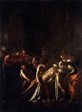 Show The Raising of Lazarus, 1608-1609 details
