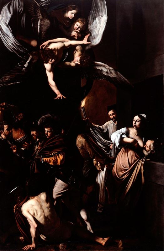 Merhametin Yedi Şekli, 1607 resmi