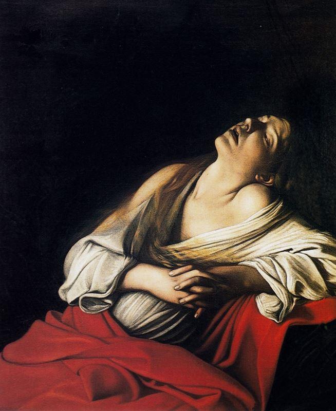 Mecdelli Meryem'in Vecdi, 1606 resmi
