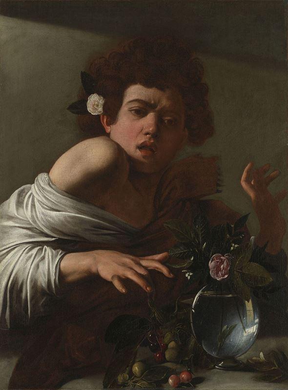 Kertenkelenin Isırdığı Çocuk, 1594-1595 resmi
