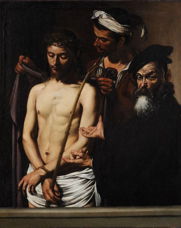 Ecce Homo, 1606 dolayları resmi
