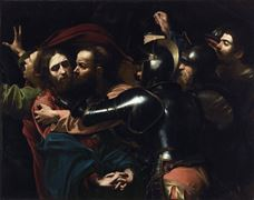 Show The Taking of Christ, 1602 details