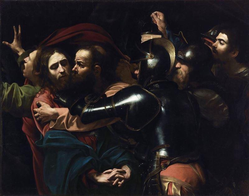 İsa'nın Yakalanması, 1602 resmi